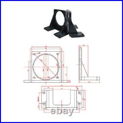 12V 24V Gearmotors 10 600 RPM High Torque Reduction Gear Box Motor 4D40GN-24