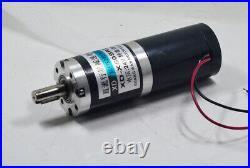 12/24V Planetary Gearmotors 5-500RPM High Torque Reduction Gear Box Motor X50SRZ