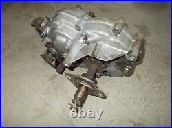 1992 Polaris 350L 4X4 2WD 4WD Transmission Gear Box Drive Shaft Hi Low Reverse