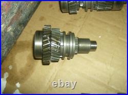 1995 500 Skandic WT Bombardier skidoo Reverse Gear Box shaft & gears