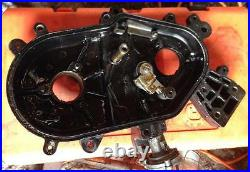 1999 Arctic Cat 440 Panther sled, reverse gear box casings