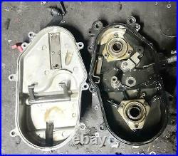 2006 Arctic Cat 700 Saber cat EFI / EXT, reverse gear box casings
