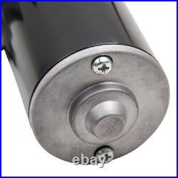 24V DC Electric gear motor Speed Torque Reversible Adapter Gear Box Motor 40W