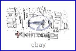32T Reverse gear box drive gear for175 250cc go kart Kinroad ROKETA Dazon BAJA