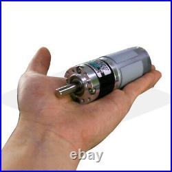 36mm Planetary Gearmotors 10 500 RPM High Torque Reduction Gear Box Motor