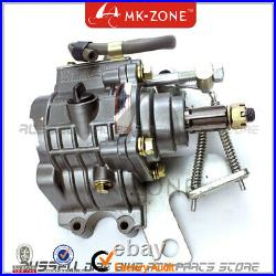 ATV Buggy Reverse Gear Box Assy drive by shaft gear transfer case for 125-250CC