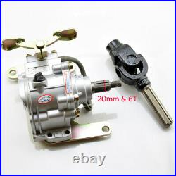 ATV Buggy Reverse Gear Box Assy drive by shaft transfer case Tricycle motorcycle
