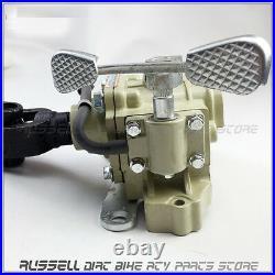 ATV Reverse Gear Box Assy drive shaft reverse gear transfer case 125 shaft drive
