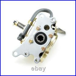 ATV Reverse Heavy Gear Box Assy drive by shaft reverse gear transfer case Foot