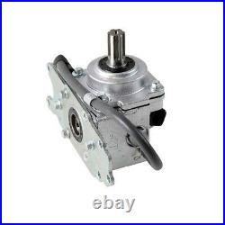 ATV Reverse Rear axle Gear Box Assy drive by shaft Reverse gear transfer case YW
