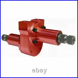 Coleman Racing Products 30700 Reverse Drive Gear Box Use Conventional Rack on Re