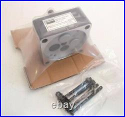 DAYTON 23L438 Continuous Speed Reducer 181 Ratio Gear Box Reversible Flange