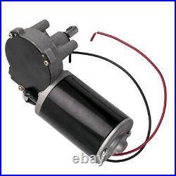DCMotor 24V 45W 220RPM Velocidad reducir alto esfuerzo de Torsión Gear Box Motor