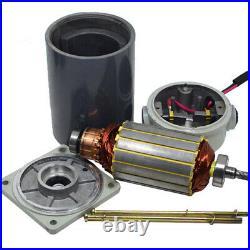 DC 12V/24V 5D90GN Micro Gearmotor Metal Gear Box Motor 90W Silent 10RPM 600RPM