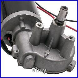 DC 24V 45W 200 RPM Velocidad reducir alto esfuerzo De Torsión Gear Box Motor