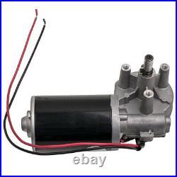 DC 24V Motor Gear Box Motor for 45W 0-260U/min Door Drive Window Grill Motor