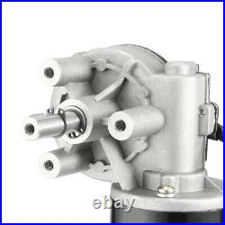 DC 36V 80W 40RPM Speed Reducing High Torque Reversible Electric Gear Box Motor