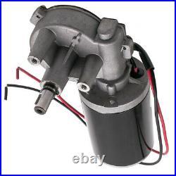 DC Motor DC24V 45W 0-260U/min High Torque Reversible Eléctrico Gear Motor Box