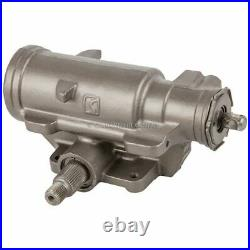 For Dodge & Plymouth Trucks Reman Reverse Rotation Power Steering Gear Box TCP