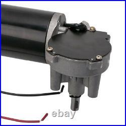 Geared Motor DC24V 45W 0-260RPM High Torque Reversible Electric Gear Motor Box