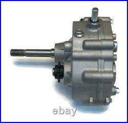 Go Kart / Cart Forward Reverse Gear Box for 2 HP 11 HP Engine Motor 35 40 41