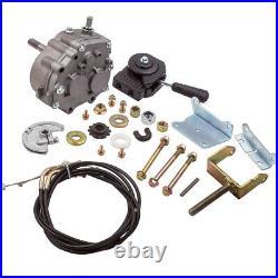 Go Kart Forward Reverse Gear Box For 2HP-13HP 35 chain 12T & 40/41/420 Chain 10T