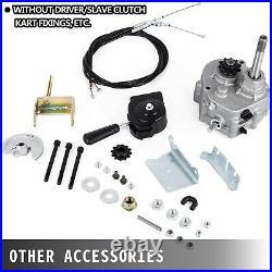 Go Kart Forward Reverse Gear box Fits 2HP-13HP Engine Honor 4 Stroke Cheap