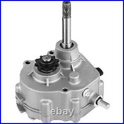 Go Kart Forward Reverse Gear box Fits 2HP-13HP Engine Transmission Clutch Honor