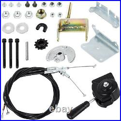 Go Kart Forward Reverse Gear box Fits 2HP 7HP Engine 41P 10T or 12T TAV30