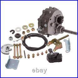Go Kart Forward Reverse Gear box Per 2HP-13HP Engine Transmission 5/8 inch