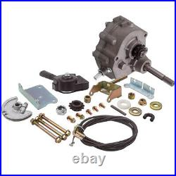 Go Kart Forward Reverse Gear box Set For 2-13HP Engine Transmission 5/8 inch