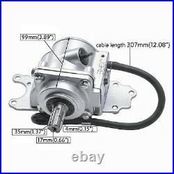 Go kart Quad Bike Reverse Rear Gear Box drive shaft 150cc 250cc 200cc 150cc ATV