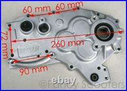 Gy6 150cc 157qmj Engine Gear Box Cover For Reverse Inside Atvs, Go Karts