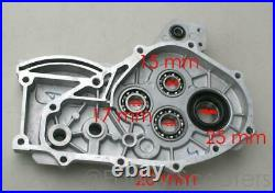 Gy6 157qmj Engine Gear Box Cover With Bearing, Seal For Reverse Inside Engine