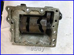 HARLEY DAVIDSON KNUCKLEHEAD PANHEAD 3 SPEED With REVERSE HAND SHIFT GEAR BOX COVER