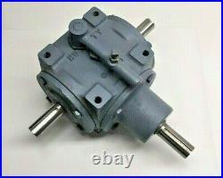 Hub City 0221-05346-206 Reversing Gear Box Model 66R Ratio 11 Style LRBC