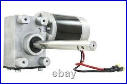 New Salt Spreader Motor & Gear Box Fits Snowex Sp3000 Sp6000 Sp8000 Curtis Meyer