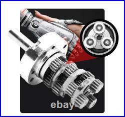 Planetary Gear Motor X45SRZ High Torque Reduction Gear Box Motor 10 500 RPM
