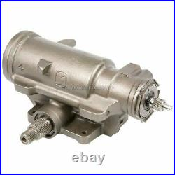 Power Steering Gear Box For Dodge Pickup Truck 4WD 1972-77 Reverse Rotation