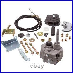 Quality Go Kart Forward Reverse Gear box For 2-13HP Engine Transmission 5/8 inch