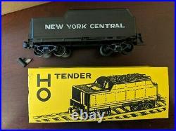 RARE MARX HO TRAIN SET Remote control Electric battery reversing NY Central Box