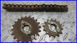 Reinmech Motortech MT175 Bison Reverse Gear Box 421