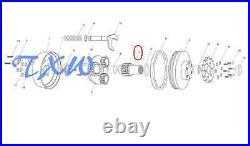 Reverse gear box drive gear for 150 250 go kart hammerhead roketa kasea carter