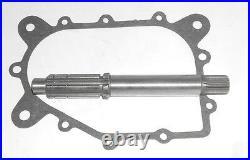 Reverse gear box input shaft for 175cc 250cc go kart Kinroad Baja Dazon NST