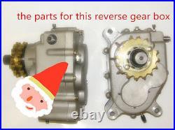 Reverse gear box repair kit for175 250cc go kart Kinroad Runmaster Dazon BAJA