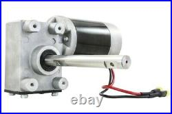 Salt Spreader Motor Fits And Gear Box Combo Snow-ex 575 1075 D6106 D6107 D610706