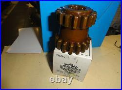 Shovelhead New Old Stock/new In Box Main Shaft Low & Reverse Gear #35073-70
