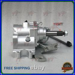 Universal Go Cart Forward Reverse Gear Box for vertical 125-300CC engines
